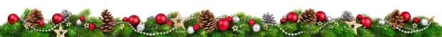 Weihnachten Bordüre - www.werbung-schenken.de