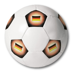 Werbeartikel Fußball Nations Deutschland - www.werbung-schenken.de