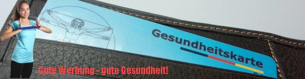 Teaser Werbeartikel für Krankenkassen - www.werbung-schenken.de