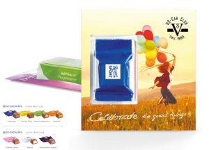 Werbeartikel Premium-Card Ritter SPORT - www.werbung-schenken.de