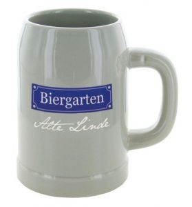 Werbeartikel Bierkrug Weihenstephan - www.werbung-schenken.de