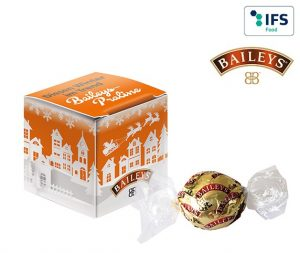 Werbeartikel Mini Promo-Wuerfel Baileys - www.werbung-schenken.de