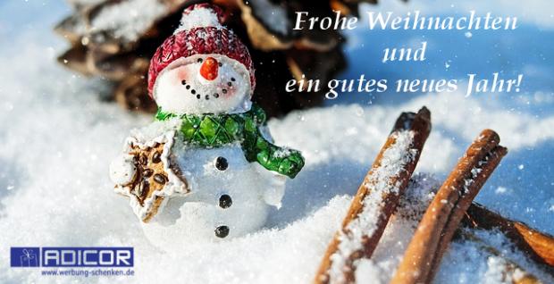 Teaser Weihnachten 2018 - ADICOR.de