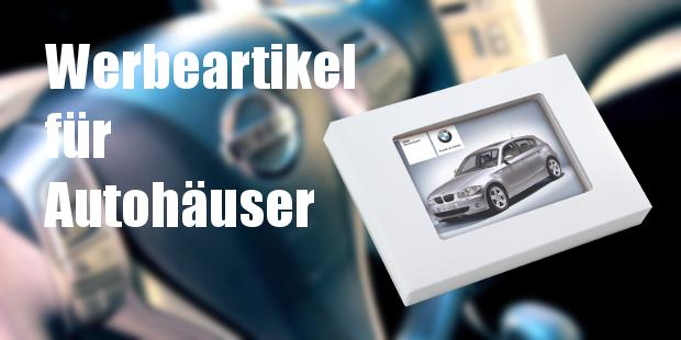 Werbeartikel Autohaus - www.werbung-schenken.de